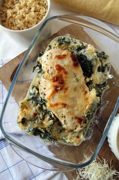 Keto, Lasagna, Quiche, Chicken, Breakfast, Ethnic Recipes, Food, Morning Coffee, Essen