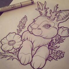 Miss Poppy Tattoo