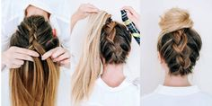 8 GORGEOUS long hair tutorials you should steal from Pinterest -Cosmopolitan.co.uk