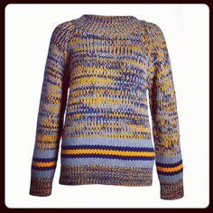 It List: Jil Sander Prefall 2012 Multi Yarn Knit Sweater (new @ LN-CC.com)
