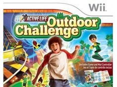 Active Life Outdoor Challenge Nintendo Wii 4 Player 24 Games Adventure Fun for sale online Family Video Games, Just Dance Kids, Challenge Games, Common Sense Media, Fun Games For Kids, Wii Games, Camping Games, Game Sales, Life Is An Adventure