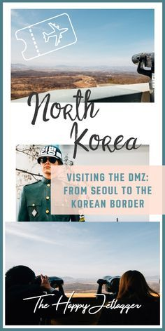 Getting close to North Korea – a day trip to the DMZ! Seoul is so close to the Demilitarized Zone, don't miss a visit to the Korean border when you are in Seoul!