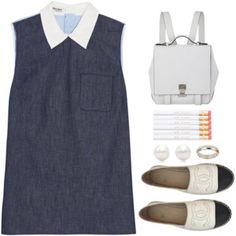 For Giulia .... School outfit