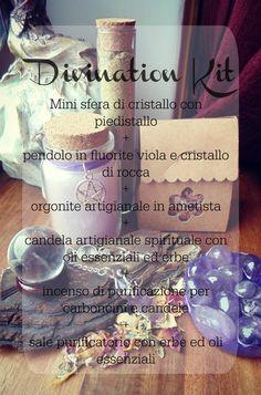 Divination kit #divination #divinationkit #witchbox #paganbox #wiccabox #wiccanbox #pagan #witch #wicca #pendulum #witchkit #fairytale