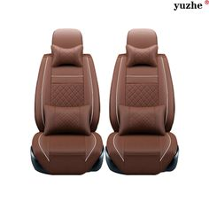 71.10$  Watch now - http://ali0mw.shopchina.info/go.php?t=32781433423 - 2 pcs Special Leather car seat covers For Chrysler 300 300C 300M Aspen Cirrus Daytona car accessories styling 71.10$ #buychinaproducts