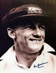 """Cricketer Sir Donald George Bradman also known as """"The Don"""" A Cricketer of Australia is greatest cricketer of all time. He also known for his best score in cricket Sir Donald Bradman Cricket of. Tours Of England, Batting Average, Sports Personality, Cricket Sport, Test Cricket, Basketball Uniforms, Basketball Shoes, Basketball Scoreboard, Basketball Court"""