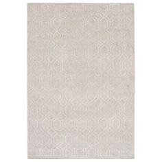Surya Belvoire Hand Knotted Linen Rug @LaylaGrayce