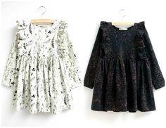 Op deze pagina kan je gratis het patroon van de Millie jurk downloaden. Een tricot jurk die ik recent heb ontworpen voor mijn doc...