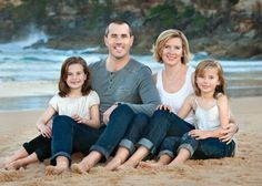 @David Beach family portraits | Freshwater Beach Family Portrait Photographer Northern Beaches Sydney
