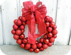 25 DIY Christmas Wreaths | Six Sisters Stuff