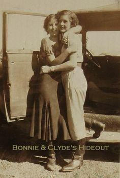 MARIE BARROW,JOE BILLS WIFE