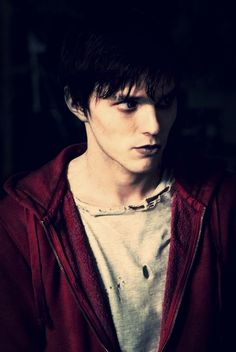 Is it bad that I think I may actually find him even more attractive as a zombie? lol