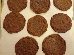 The Cookie Monster: Flourless Nutella Cookies (3 Ingredients)