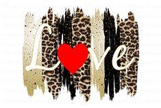 Brush Stroke Png, Brush Strokes, Moda Animal Print, Love Png, Animal Print Wallpaper, Vinyl Shirts, Cricut Creations, Cheetah Print, Love Heart