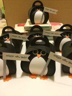 A penguin box