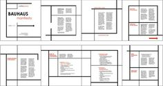 The Bauhaus Manifesto designed in the Bauhaus style and transferred to wood panels. Bauhaus Style, Wood Transfer, Wood Paneling, Floor Plans, Behance, Arch, Editorial, Design, Grilling