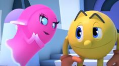 Pinky and Pacman