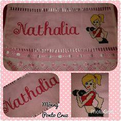 toalha de lavabo personalizada Feita sob encomenda