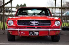 Ford Mustang - by Robert Clayson on 500px