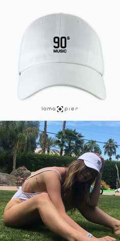 MUSIC hat by loma+pier hat store Hat Stores, Hat Shop, Dad Hats, Coachella, Streetwear, Baseball Hats, Dads, Music, Cotton