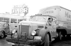 look at all those tags on that truck. I remember that well