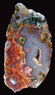 Agate from Hungary