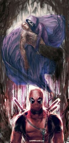 Deadpool and Death