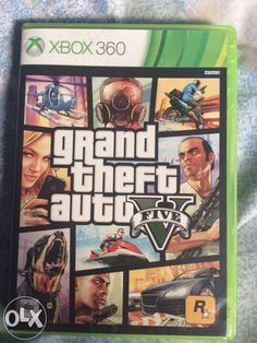 GTA V Xbox 360 For Sale Philippines