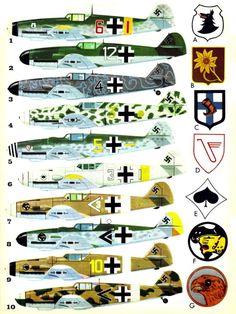 Bf109G Gustav