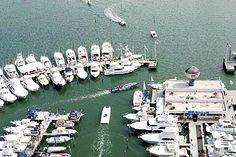 Miami boat show...fantastic
