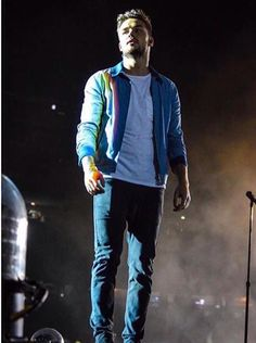 Liam performing in Boston, September 12 - Celine One Direction Zayn Malik, One Direction Singers, One Direction Pictures, I Love One Direction, Love You So Much, My Love, Tiger Shroff, Liam James, Mickey Party
