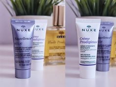 NUXE DRY OIL LOVE STORY
