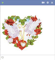 Jeho sladký obraz bude zachytiť niečiu pozornosť, keď ho poslať na Facebooku.