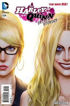 Harley Quinn Cover by JAZZCOLA