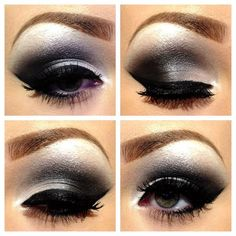 This is the time of smokey eye im going to try for dance