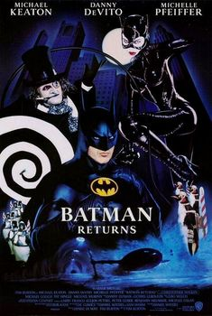 """Batman Returns"" - Alternative Poster."