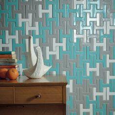 Khamees Peacock - Bazaar - Wall & Floor Tiles | Fired Earth