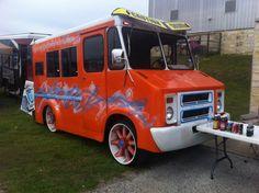 Ice cream truck that everyone wishes what is look like lol Lifted Trucks, Ice Cream, Lol, Vehicles, Sherbet Ice Cream, Vehicle, Fun, Gelato, Tools
