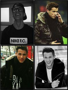 Erik spam…because he's gorgeous. (part. 1) #erikdurm