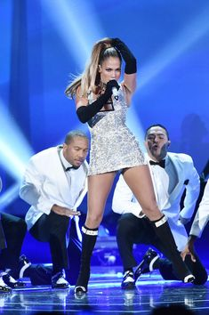 Jennifer Lopez Photos: Three Lions Entertainment Presents Fashion Rocks 2014 - Show