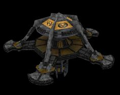 Systemlord Alliance Hassara Station image - Stargate - Empire at War: Pegasus Chronicles Mod for Star Wars: Empire at War: Forces of Corruption