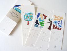 2020 bookmark calendar Bullet Journal Art, Page Design, Design Design, Postcard Design, Calendar Design, Light Texture, Cute Illustration, Textile Patterns, Design Reference