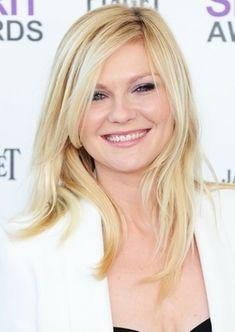 Best Blonde Hair Color 2014 | 32. Kirsten Dunst Blonde Hair Color Idea: Platinum blonde with honey ...