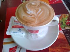Yiroll cappuccino