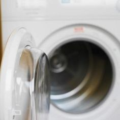 eHow: How to Clean a Washing Machine With Vinegar