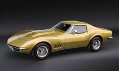 The 500-hp Corvette That Chevrolet Didn't Talk About   1969 Chevrolet Corvette Stingray L88 - Provided by Car and Driver