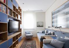 Reforma em apartamento no Jardim Europa.