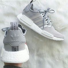 newest cd7ea c2188 adidas, shoes, and fashion image Adidas Grey Shoes, White Tennis Shoes,  Adidas
