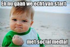 In 2014 word social media pas echt gemeengoed in iedere communicatiestrategie. Ben jij er klaar voor?