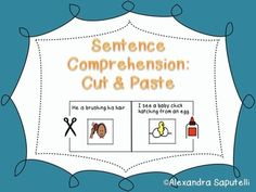 Use these 15 cut and paste worksheets to encourage your students to ...